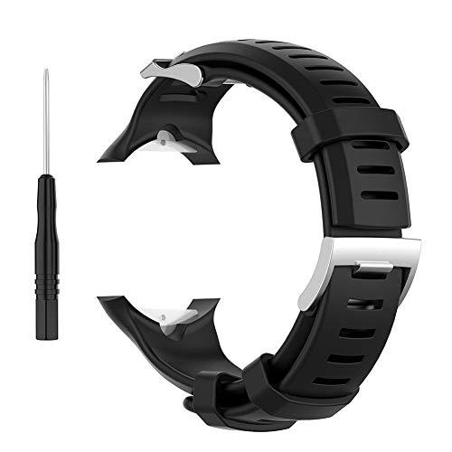 boastvi Für suunto d6 d6i novo taucheruhr, Sport atmungsaktiv Armband Armband, Silikon Ersatzarmband, Ersatz Uhrenarmbänder für Damen und Herren