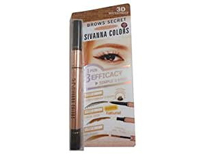 Sivanna 3D eyebrow pencil (3)