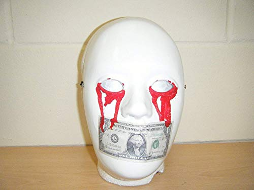 WRESTLING MASKS UK Hollywood Undead J Hund Halloween Herrenabend Erwachsene Kostüm Ringer Maske - Hund Kostüme Erwachsene Uk