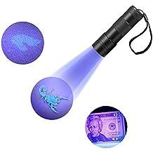 Refoss UV torcia elettrica, urina Pet & Macchie Detector, Scorpion