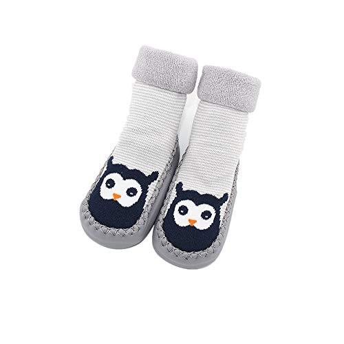 ❤ Huhu833 Baby Socken, Neugeborenes Baby Jungen Mädchen