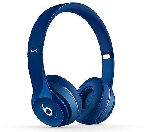 Beats by Dr. Dre Solo 2 Wireless Kopfhörer (On-Ear) blau