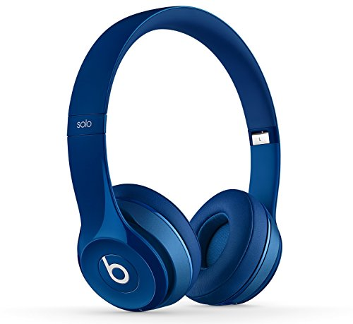 Beats by Dr. Dre Auriculares Supraaural Solo2 - Azul