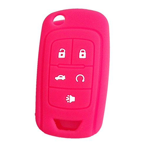 ezzy-auto-peachblow-5-buttons-silicone-cover-holder-key-jacket-fit-for-chevrolet-camaro-cruze-volt-e