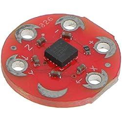 Lilypad Acelerómetro ADXL335 Módulo Sensores de Aceleración 3 Ejes Para Arduino
