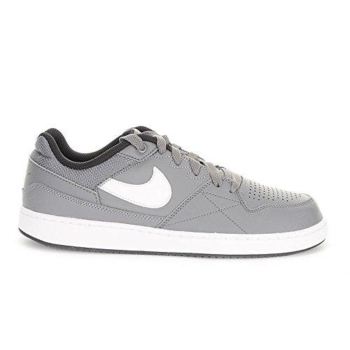 Nike Priority Low, Scarpe da Basket Uomo, Nero, 10 EU Grigio