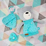 Szumisie Leon White Noise Toy With Cry Sensor & Non Stop System Suitable From Birth,...