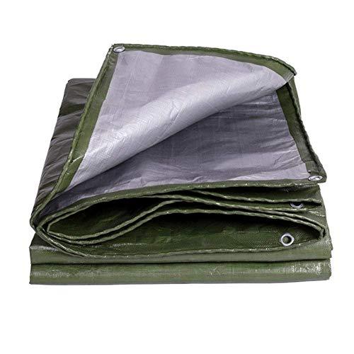 feuerfeste kleidung Kundengebundener starker PVC-überzogener Stoff-feuerfestes Tuch Drei Anti-Kleidungs-flammhemmendes Gewebe-Hochtemperatur-Regen-Abdeckungs-Waren-wasserdichtes Plane-Armee-Grün (Größe : 2 x 2m)