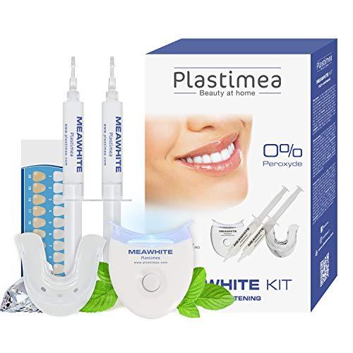 Kit de Blanqueamiento de Dientes Profesional Gel Blanqueador Dental Teeth Whitening Blanqueamiento Dental en Casa Dientes Blancos SOLO 5 DIAS