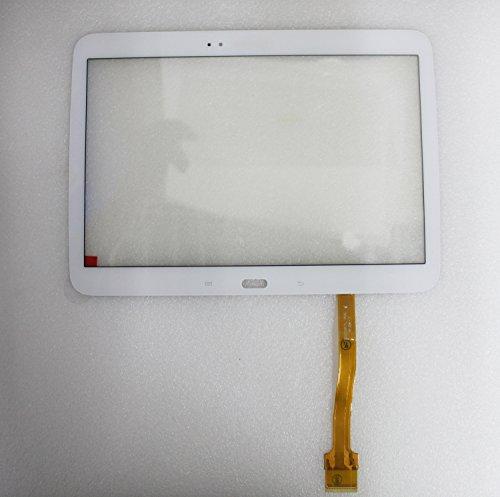 7 Ersatz-bildschirm 3 Tab Galaxy (LCDOLED® Touchscreen Digitizer vorder Glas für Samsung GALAXY Tab 3 10.1 P5200)