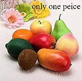 Fruits artificiels en plastique plastique alimentaire Accueil DŽcorations