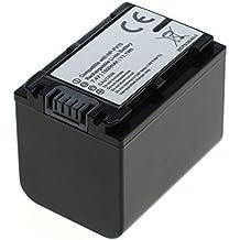Batería para Sony FDR-AX100 HDR-CX900 HDR-PJ540 NEX-VG900 NEX-VG30 (1500mAh) NP-FV70