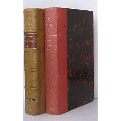 Louis XIV tome 1 et 2