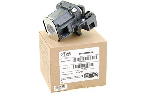 Alda PQ Original, Beamerlampe / Ersatzlampe kompatibel mit EPSON EMP-TW520, EMP-TW600, EMP-TW620, EMP-TW680, CINEMA 550, PC 800 Projektoren, Lampe mit PRO-G6s Gehäuse