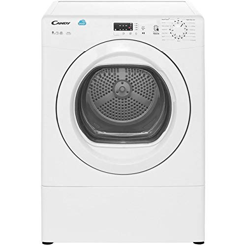 Candy CSVV9LG Freestanding C Rated Vented Tumble Dryer - White