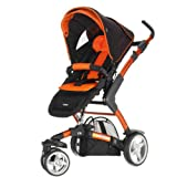 Obaby Zynergi 3Tec Chassis and Seat Unit Package (Orange)