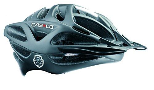 CASCO - Caschetto da ciclismo Viper MX (Freestyle), taglia L (58-62 cm), colore nero opaco