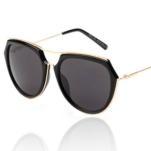 Runde konfrontiert polarisierende Sonnenbrillen/Net rot Vintage Sonnenbrillen/Rosa Spiegel/Frosch-Spiegel-E
