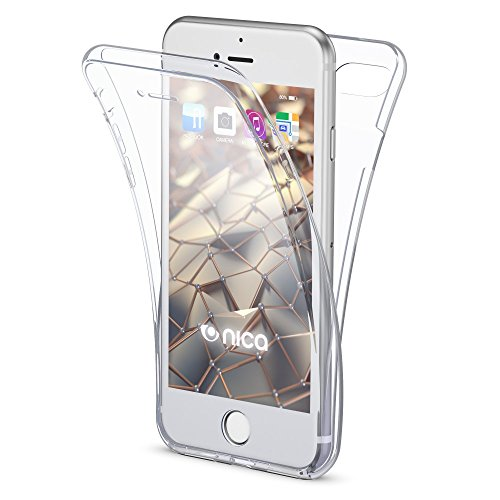 NALIA Funda 360 Grados Compatible iPhone