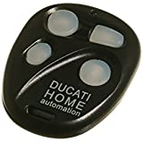 Telecommande Ducati PULT 6204 fréquence 433 Mhz 4 canaux
