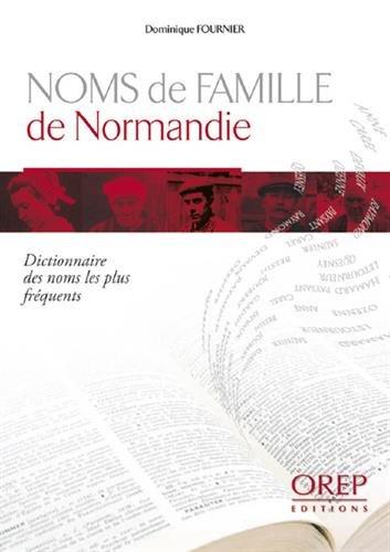 Noms de famille de Normandie