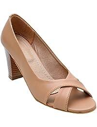 Glitzy Galz Block Heels