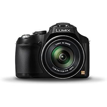 Buy Panasonic Lumix DMC-FZ200 12.1MP Point and Shoot Camera (Black ...