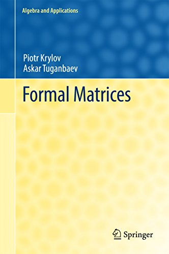 Best price on pdf formal matrices algebra and applications by best price on pdf formal matrices algebra and applications by piotr krylovaskar tuganbaev pdf thecheapjerseys Image collections