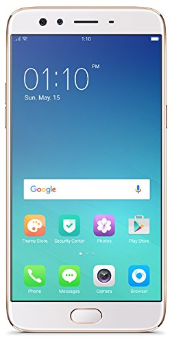 (Certified Refurbished) Oppo F3 Plus(Gold, 64GB)