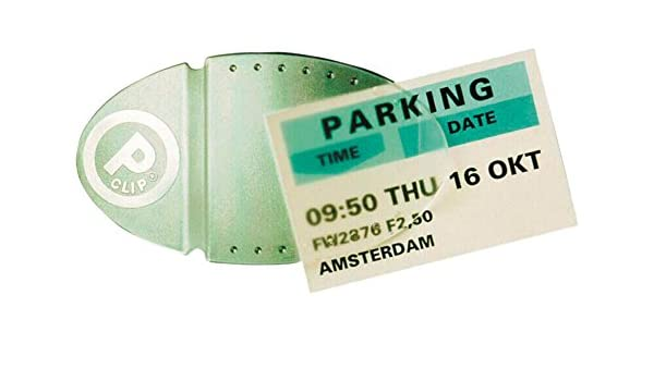 Defa P-Clip parking ticket holder