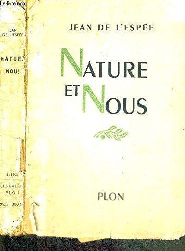 Nature et Nous
