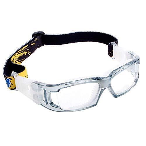 BAIJJ Sportbrille Schutzbrille Basketball, Fußball, Volleyball, Baseball, Brillen Brillengestelleyewea