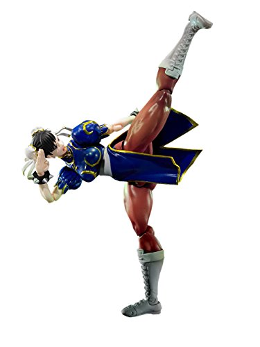 Street Fighter V SH Figuart, Multicolor (BAN05194) 1