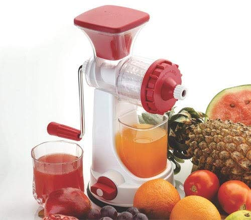 BuyKart Fruit & Vegetable Steel Handle Juicer