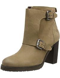 Marc O'Polo 50713016201202 High Heel Bootie Damen Kurzschaft Stiefel