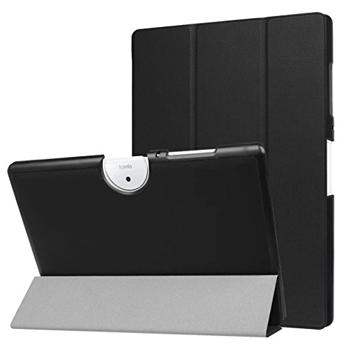 cover tablet acer iconia one 10 Xinda Acer Iconia Tab 10 (B3-A40) Cover Custodia - Slim Smart Cover Custodia Protettiva in pelle PU per Acer Iconia Tab 10 (B3-A40) Tablet
