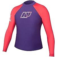 NP Surf Junior Rashguard-Shirt langärmlig