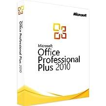 Office 2010 Professional Plus 32/64bit Lizenzschlüssel (Code)