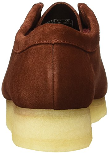 Clarks Originals Wallabee, Boots femme Marron (Nut Brown)