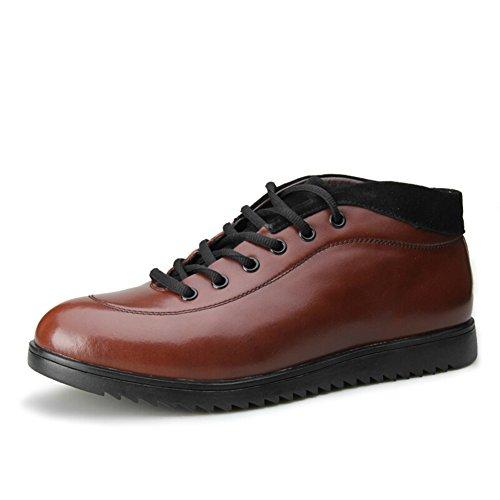 England Herren Desert Boot (Winterschuhe Trend board shoes von england Herren freizeitschuhe-A Fußlänge=24.8CM(9.8Inch))