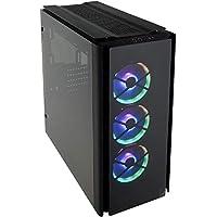Corsair Obsidian خزانة جهاز الحاسوب RGB Mid-Tower