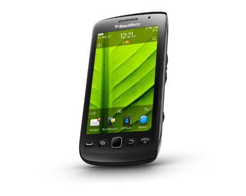 "BlackBerry Torch 9860 - Smartphone libre Blackberry (pantalla 3.7"", cámara 5 Mp, 4 GB, 1.2 GHz, 768 MB RAM), negro"
