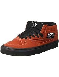 Amazon.co.uk: Red Vans: Shoes & Bags