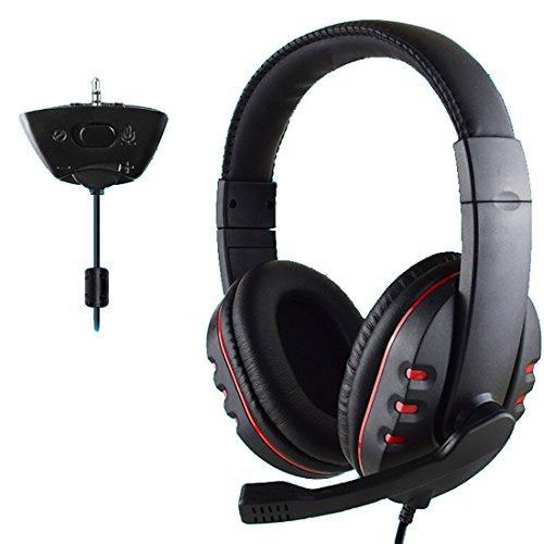 Gaming Headset PC Over-Ear Stereo Kopfhörer Ohrhörer mit Mikrofon für XBOX 360 Kopfhörer Für Xbox 360