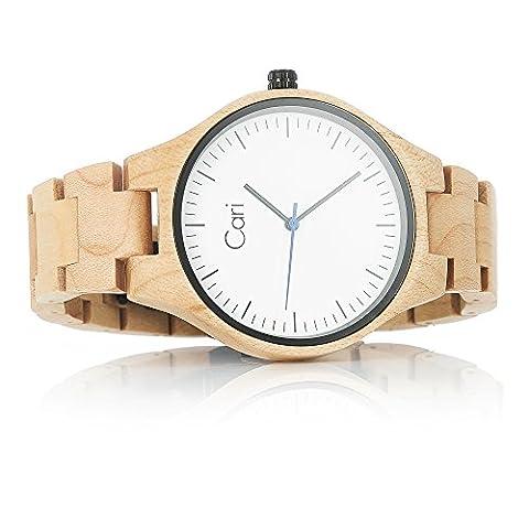 '' Wooden Clock