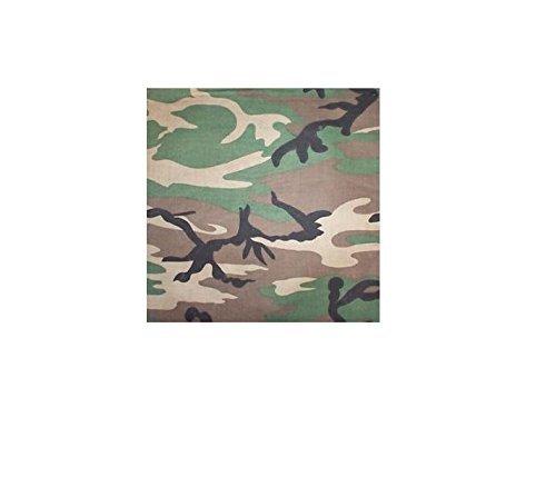 Camouflage Camo Head Scarf Bandana by Flag Co (Flag Camo)