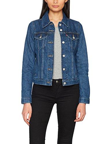 Levi's original trucker, giacca in jeans donna, blu (lola 0031), s