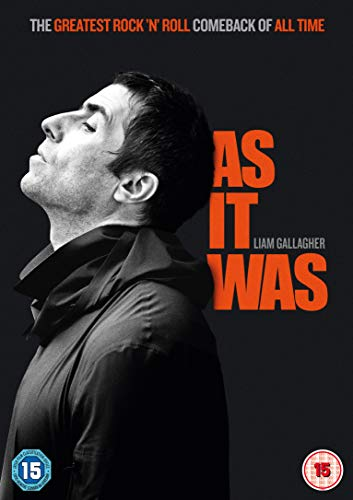 Liam Gallagher: As It Was [DVD]