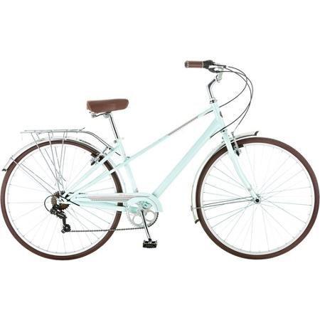 700c Schwinn Admiral Women's Hybrid Bike, Mint Green by