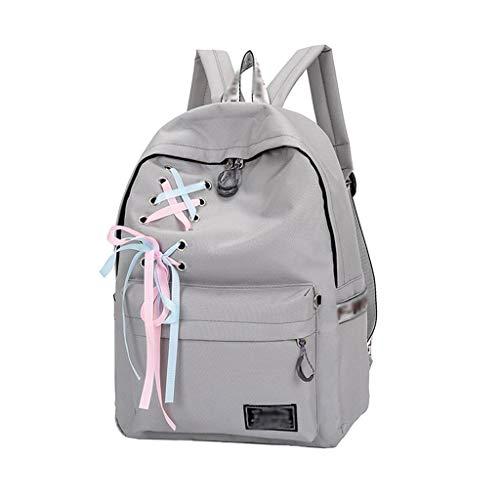 acc24d7ae7d95 XHHWZB Laptop Rucksack Reisetasche Schulrucksack für Mädchen Daypack Laptop